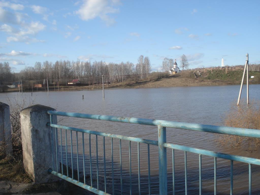 Два берега у одной реки. Блиц: весна