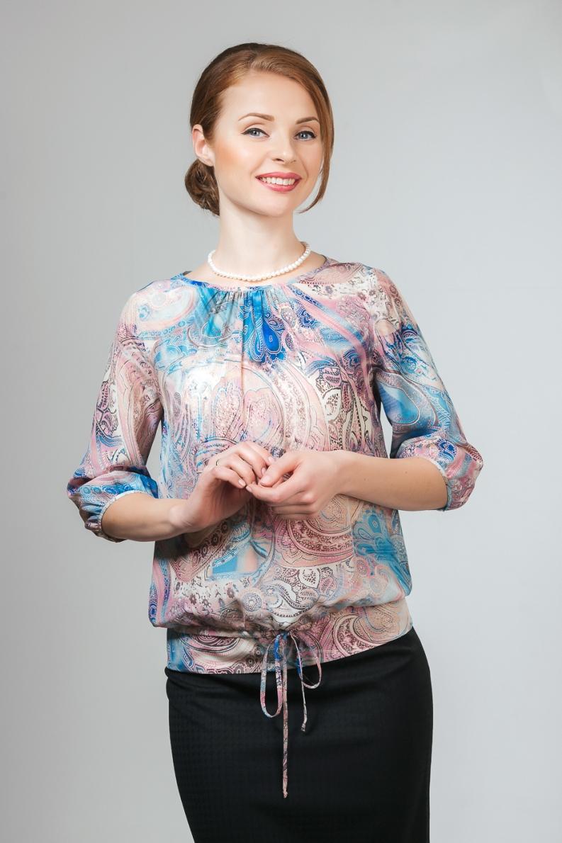 Купить Блузку Из Натурального Шелка С Доставкой