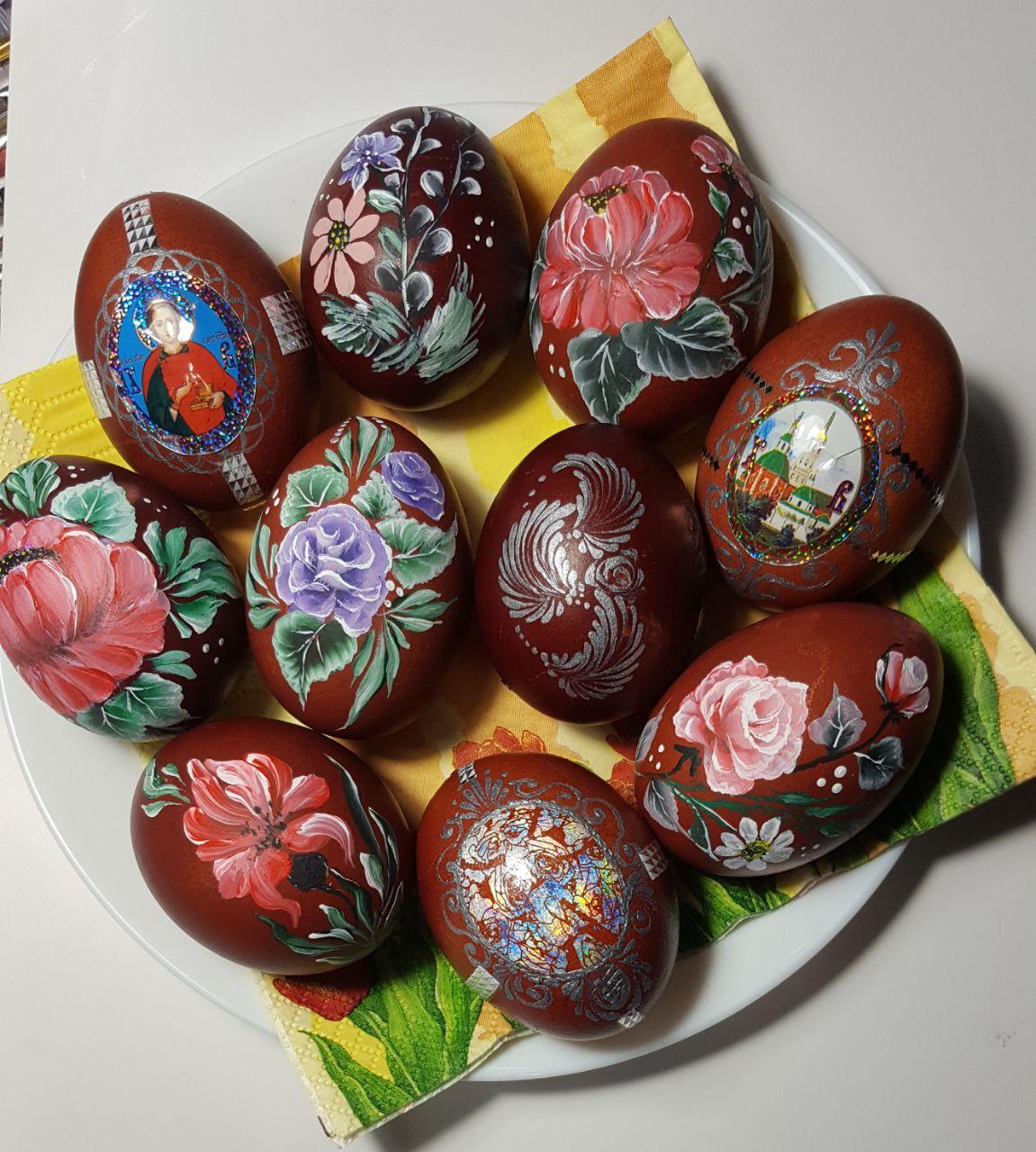 Пасхальные яйца 1. Блиц: Пасха