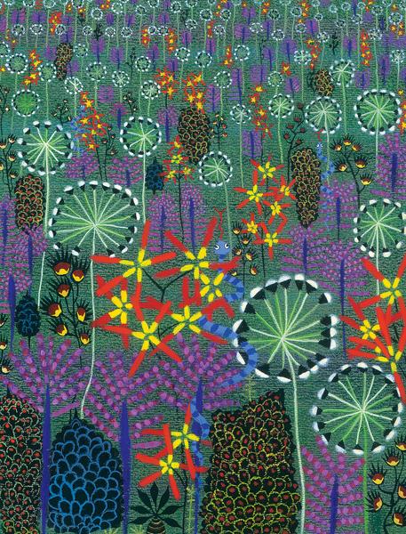 бразильский иллюстратор Роже Мелу