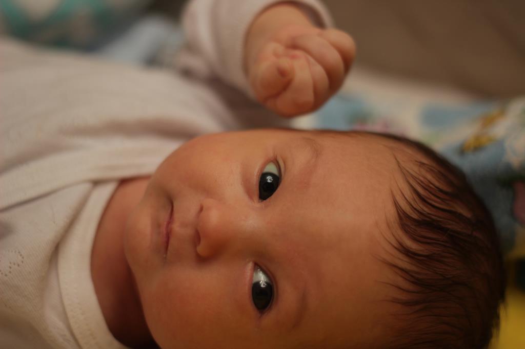 Катюшка 2 месяца. Мой малыш