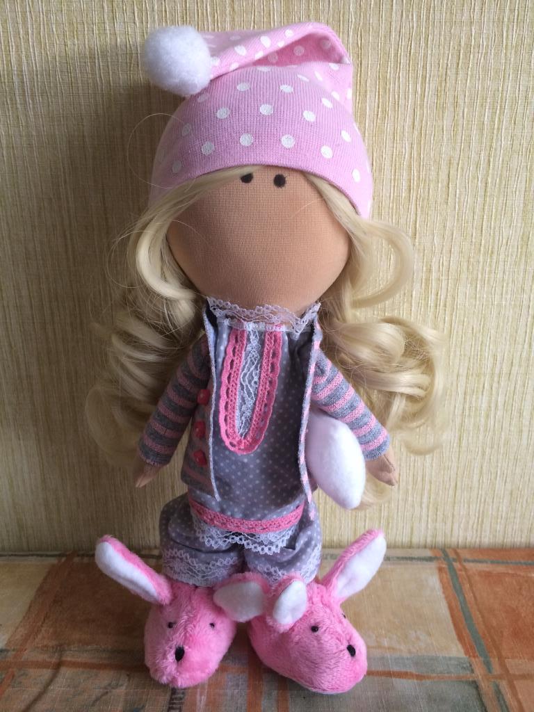 Кукла Соня ( по паспорту Мила). 2017