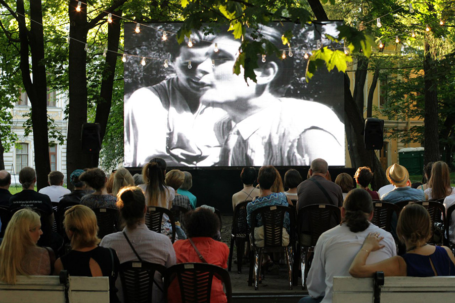 Фестиваль интеллектуальных фильмов