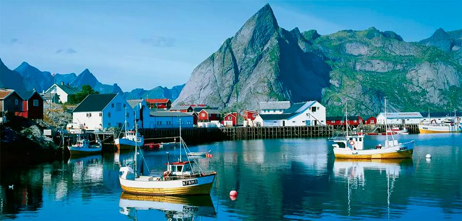 ТОП-10 туристических маршрутов Норвегии