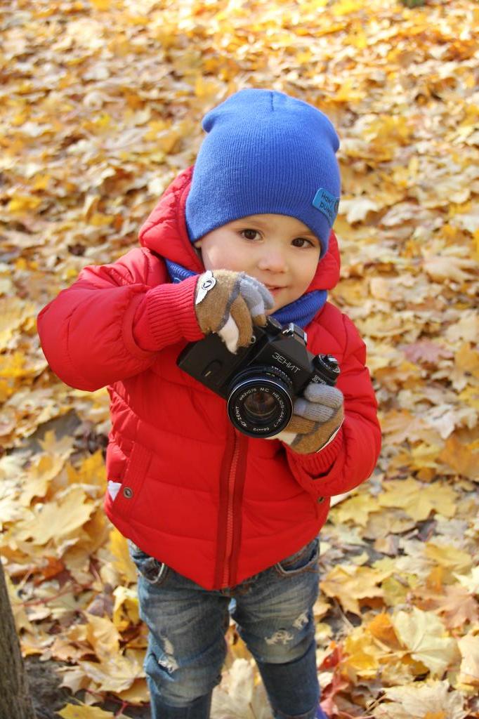 'фотографирую осень'. Краски осени
