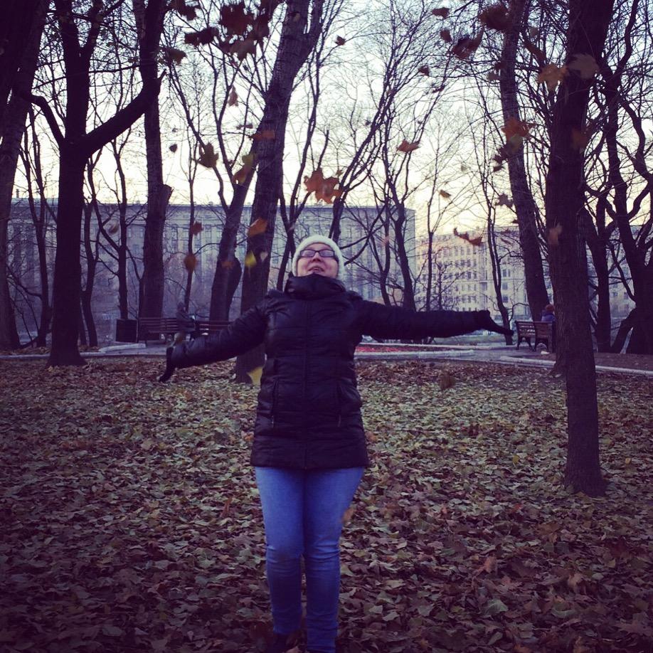 Осень наступила.... Краски осени