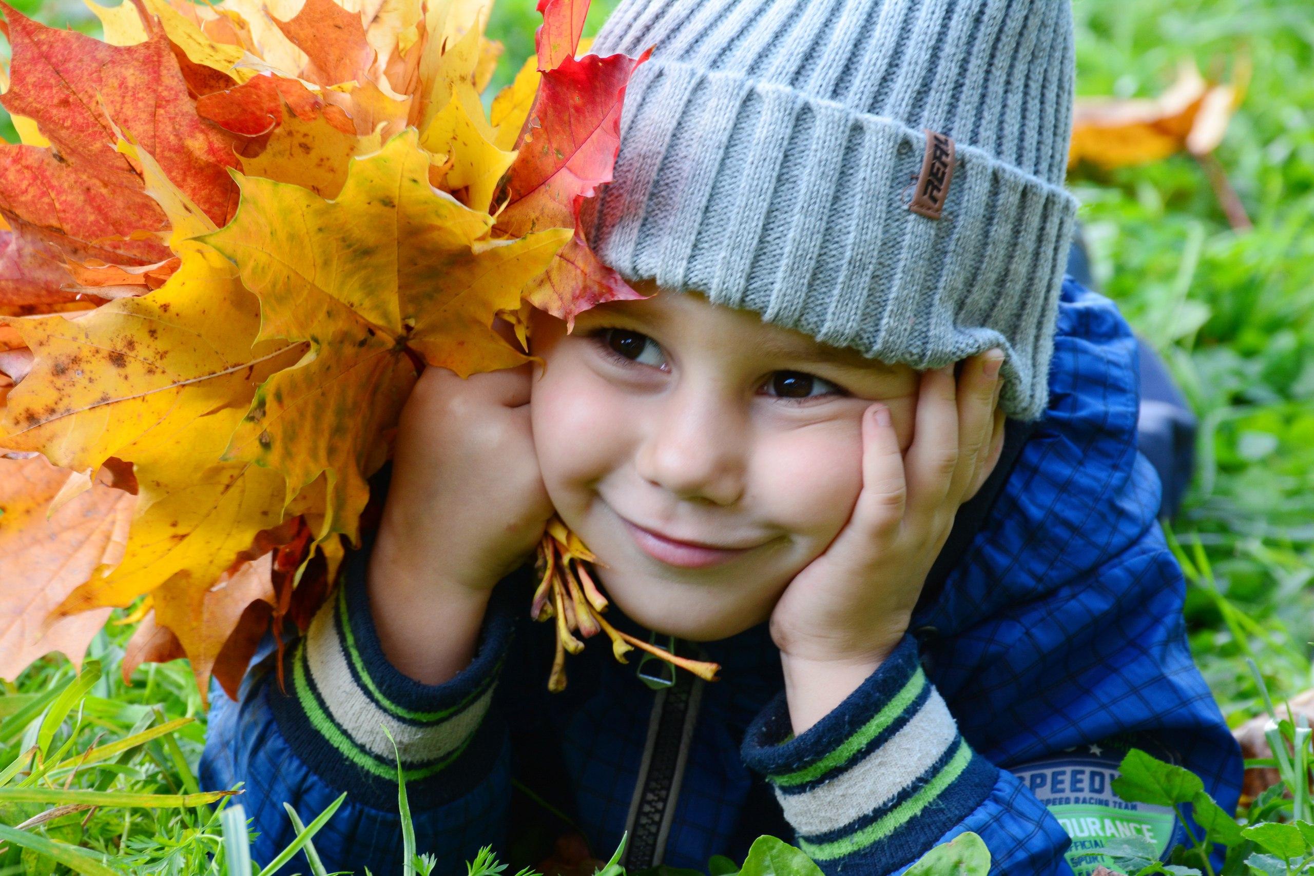 Осенний мечтатель. Краски осени