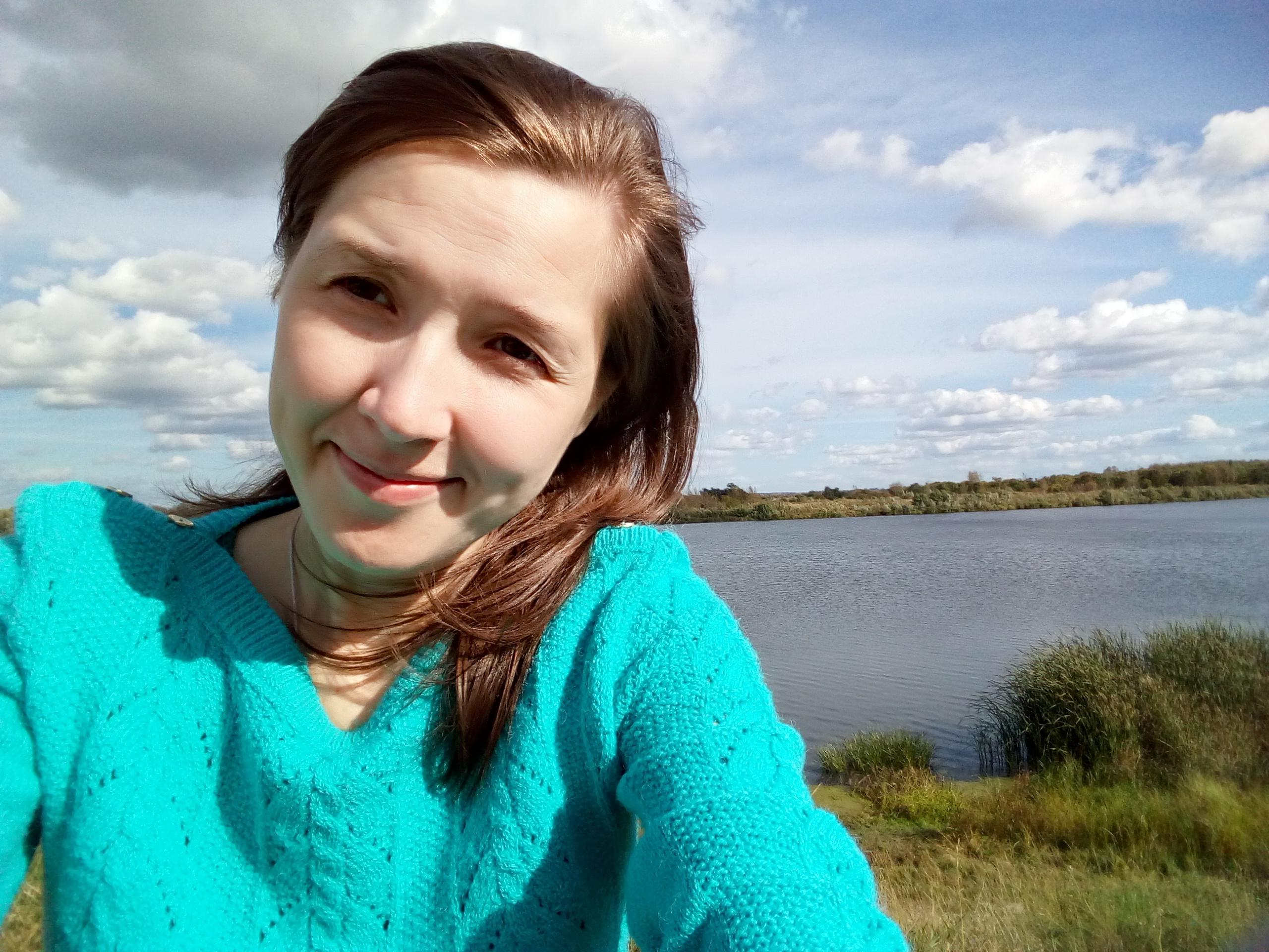 Осень и я, прекрасны как всегда!. Краски осени