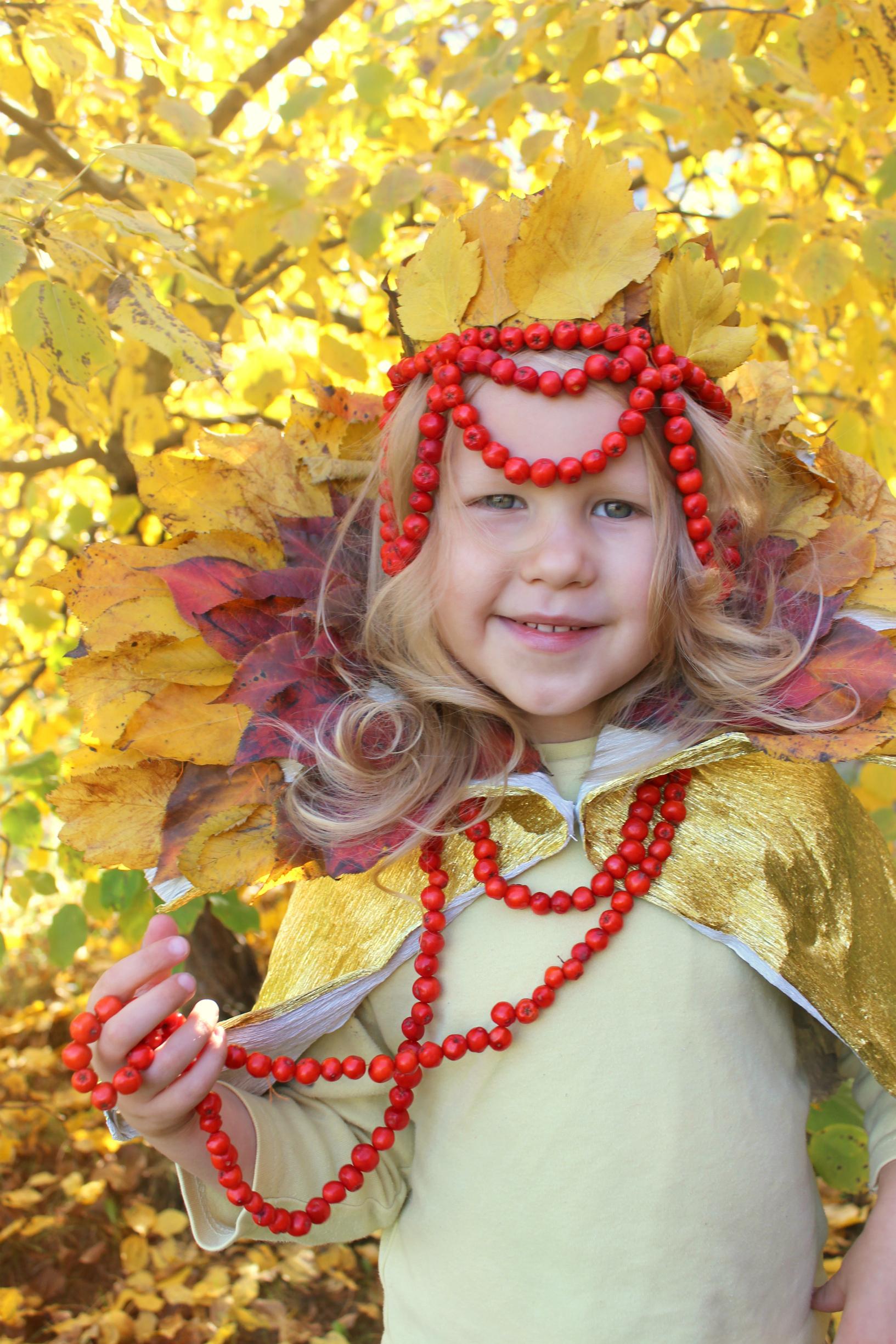 Осенняя королева Марго. Краски осени