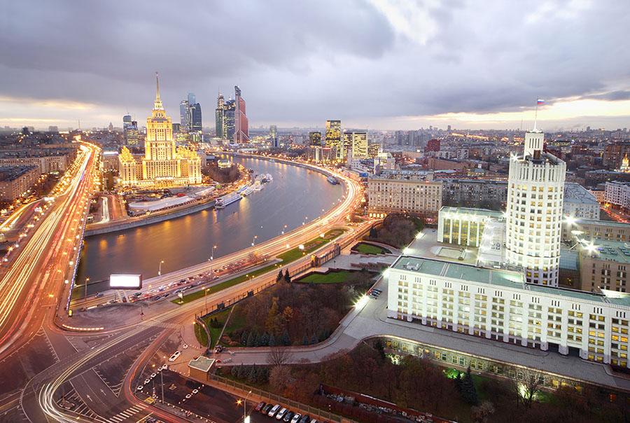 Цикл урбанистических лекций Образ Москвы