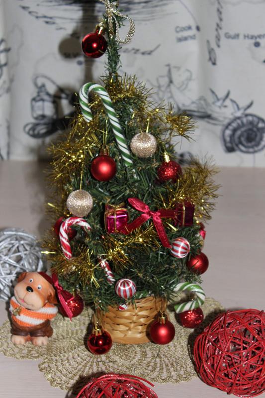 Новогодняя история. Блиц: новогодняя елка