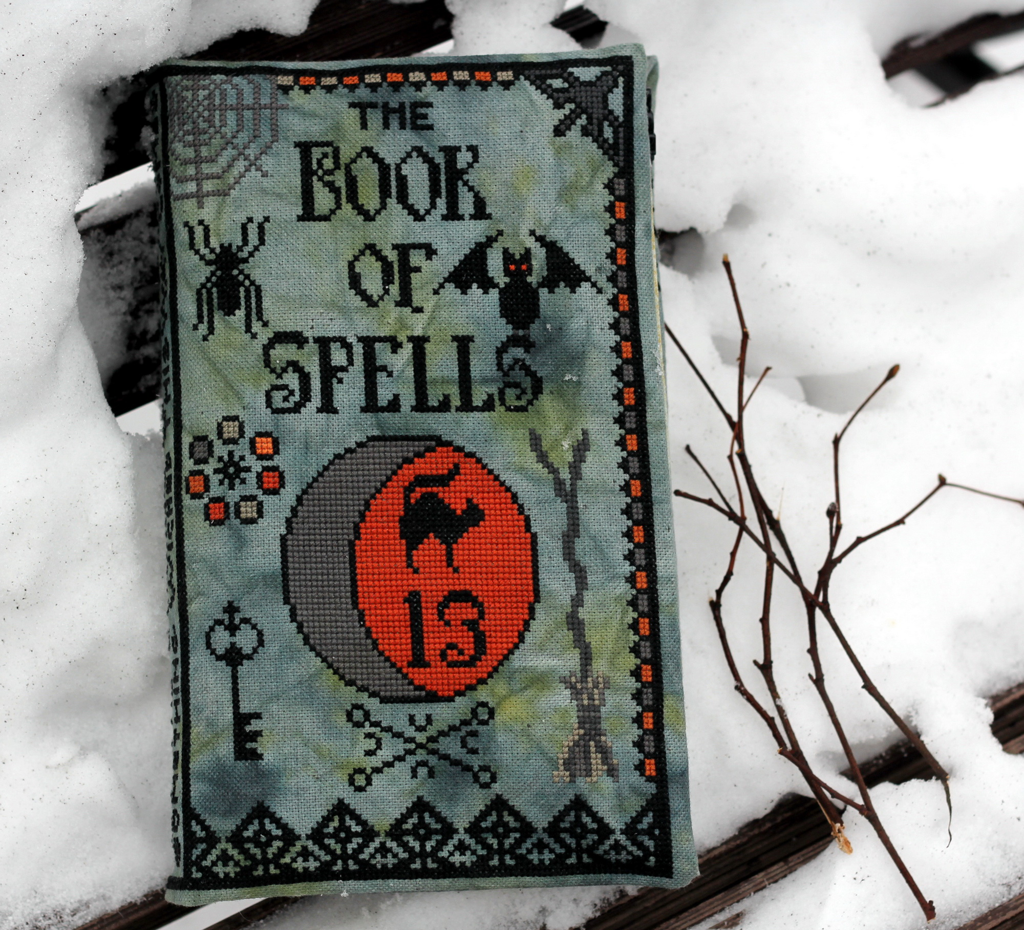 The Book of Spells - The Goode Huswife.