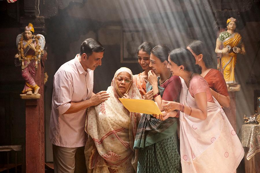 Индийский фильм Пэдмен