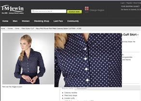 Tm Lewin Women Shirts