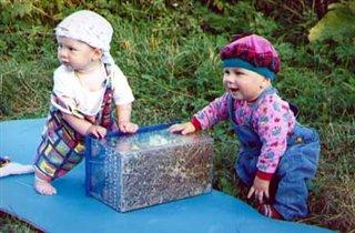 юные натуралисты...