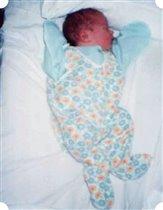 Данька первые часы, 2001 год
