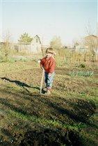 Труженик Данил, 3 года