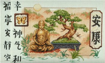 Bonsay and Budda - Dimensions