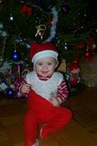 'Я под ёлочкой сижу и подарочки жду!'