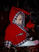 Помощница Деда Мороза