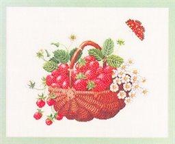 Eva Rosenstand - Strawberry Fruit Basket