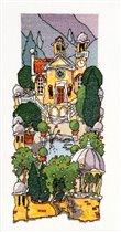 Tuscan Gardens III