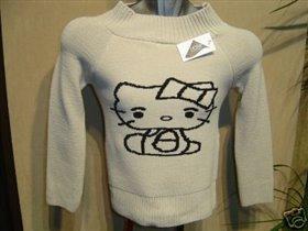 свитер с китти1