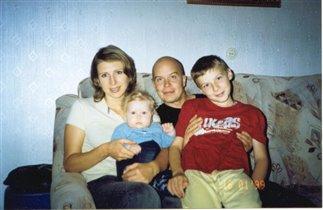 сестричка,братик,мама,папа