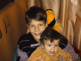 С братиком