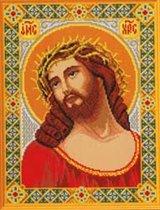 Голова Христа в терновом венке