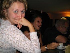 Первый вечер в баре