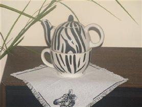 serwetka zebra