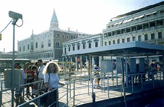 Венеция. Дворец  Дожей