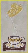 Иллюзия в чашечках кофе