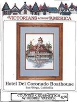 Hotel Del Coronado Boathouse