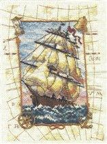 Voyage At Sea - Dimensions