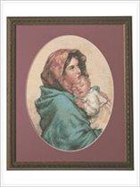 Мать и дитя (Бусилла)
