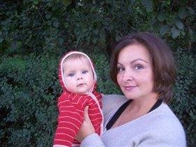 С мамой Леной