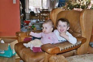 Cашка и Алиска