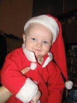 Настоящий Санта!