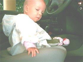 так, родители, почему еще не в машине,!