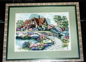Charming Cottage ( Dim #00333 )