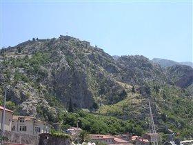 Котор (крепость)