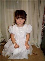 Наше первое платье!