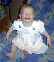 Викусенок-маленький ребенок