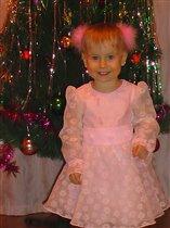Маленькая новогодняя принцесса