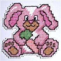 Bunny - Mini Curly-Q's