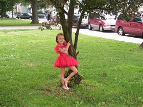 Наша балерина