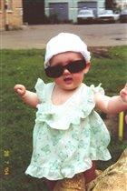 Маленькая принцесса Агента 007 :)