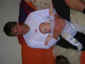С дядей любимым!!!